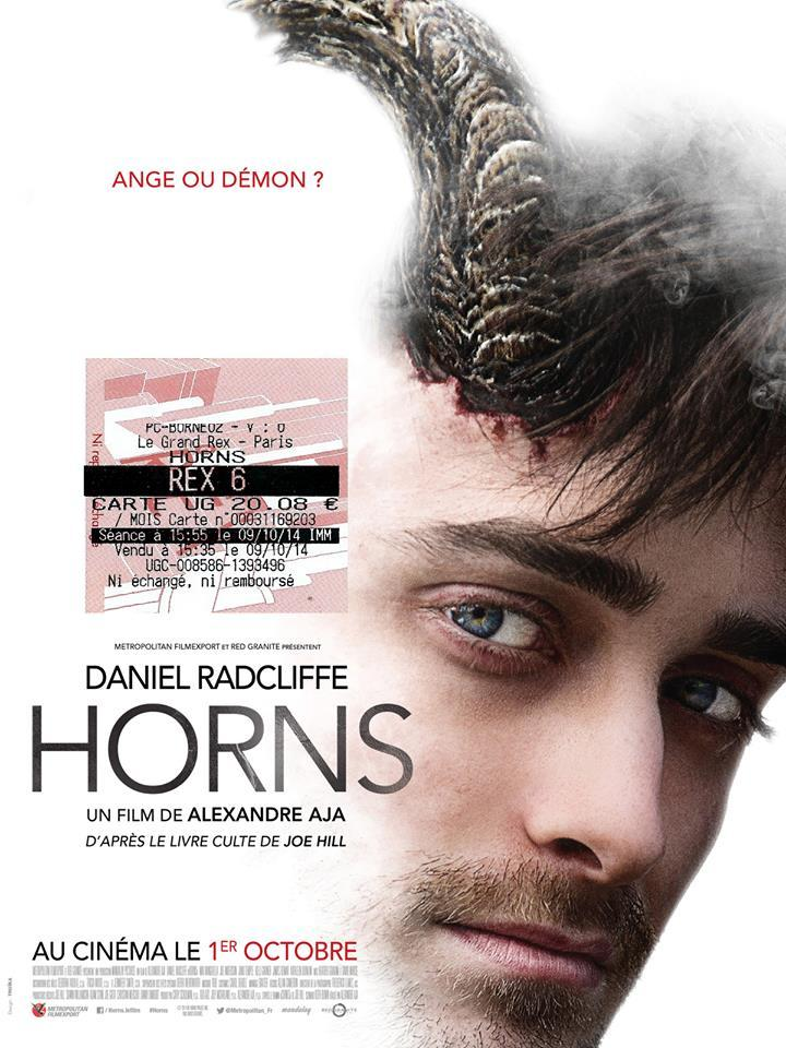 Critique de Horns