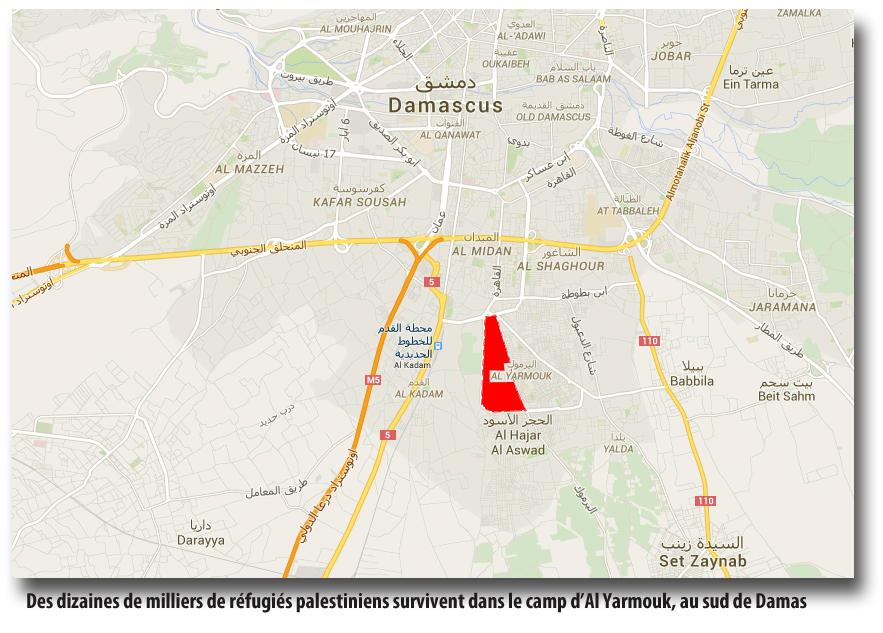 carte al yarmouk