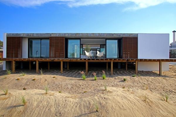Portugal maison moderne toit plat paperblog for Maison moderne montagne