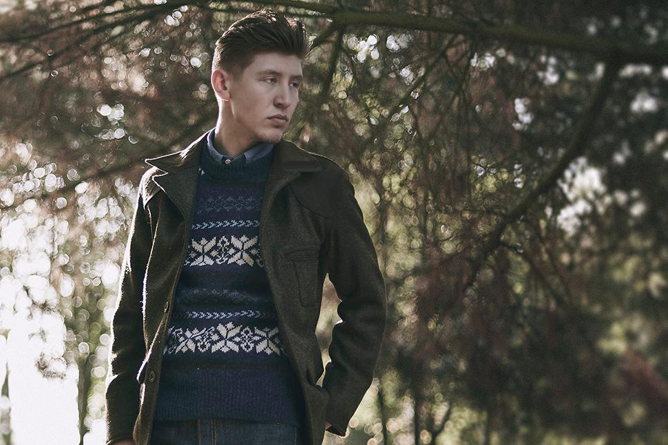 C.C. FILSON BY NIGEL CABOURN – F/W 2014 COLLECTION