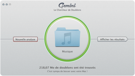 Gemini OS X Yosemite