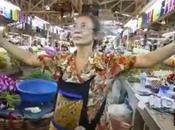 Bangkok séance fitness marché fleurs, vous branche [HD]