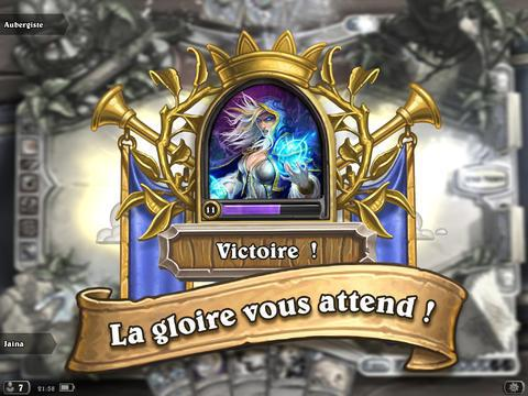 Hearthstone bientôt disponible sur iPhone