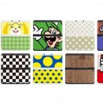 Cover plates new 3DS