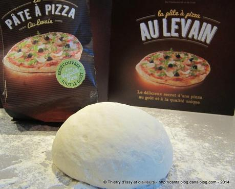 pizza levain
