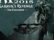 Magic 2015 Lancement Novembre 2014 vengeance Garruk‏