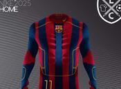 quoi ressembleront maillots foot 2025?