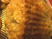 Muffins pommes l'érable