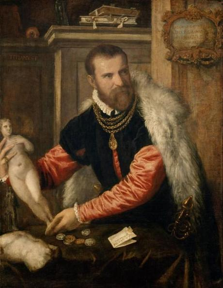 Tiziano Vecellio Titien Jacopo Strada