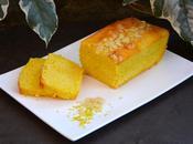 Cake moelleux citron amandes