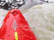Rush Sturges chute mètres kayak