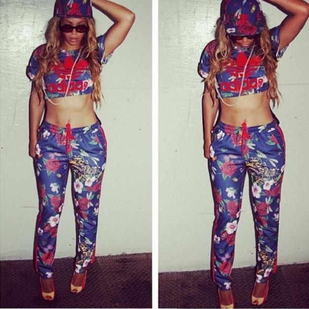 Adidas Originals x Rita Ora, collection « Roses Pack
