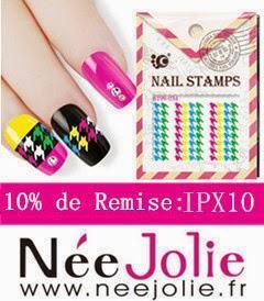 Née jolie tout pour le nail art pour pas cher et bien plus + code promo