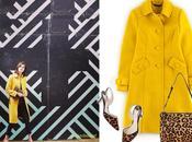 Comment porter jaune hiver?