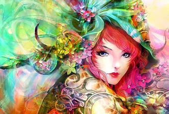 Quelles couleurs vous vont paperblog - Quelle couleur porter quand on est rousse ...
