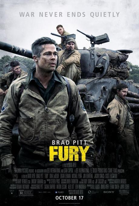 Fury, l'indicible attente