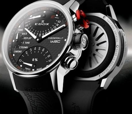 Edox, un horloger qui vit à 100 à l'heure