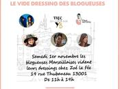 Chuuut samedi 1/11 grand VIDE DRESSING BLOGUEUSES