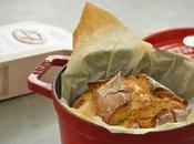 Marlette featuring Staub faites pain cocotte