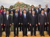 Chine autres pays asiatiques lancent banque rivale Banque Mondiale