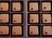 Chocolats fins praliné pâte d'amandes