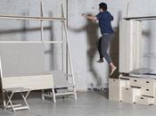 Yatno mobilier pour espace réduit Joey Dogge