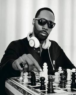 Robert Fitzgerald Diggs alias RZA © Chess & Strategy