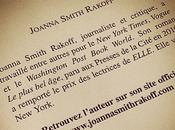 Joanna Smith Rakoff raconte plus