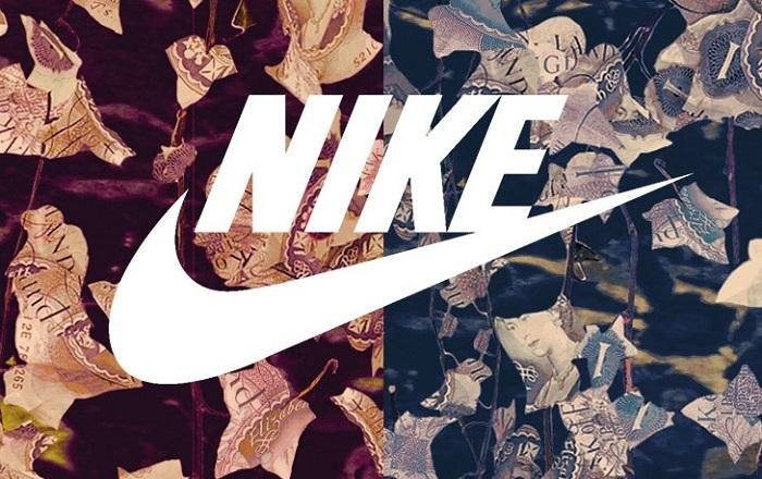 photo Nike Liberty of London belmont ivy