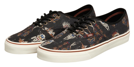 Vans Authentic Print Tribal