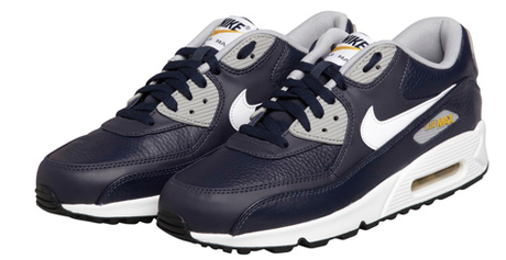 Nike Air Max 90 LTR Navy/White