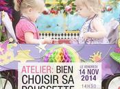[Atelier] Bien choisir poussette 14/11 Lyon