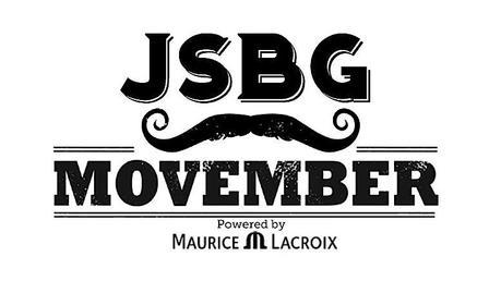 JSBG x MOVEMBER