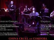 China Cruel Córdoba l'affiche]