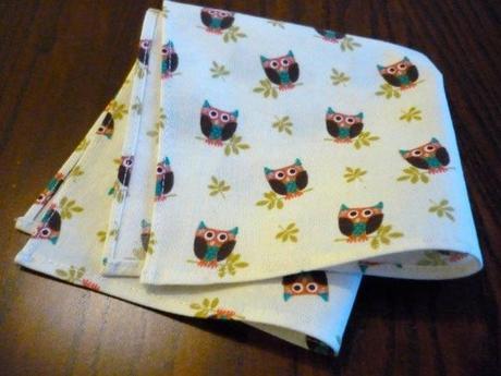 serviette table ourlet etroit 8 façons de finir des serviettes de table