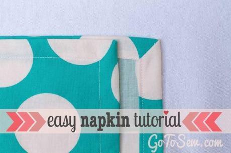 serviette table double rempli 8 façons de finir des serviettes de table