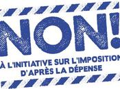 """novembre 2014: l'initiative """"Halte privilèges fiscaux millionnaires (forfaits fiscaux)"""""""