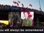 canadiens rendent hommage soldat décédé (attentat d'Ottawa)