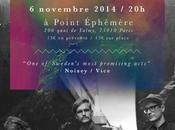 Simian Ghost concert exceptionnel Paris