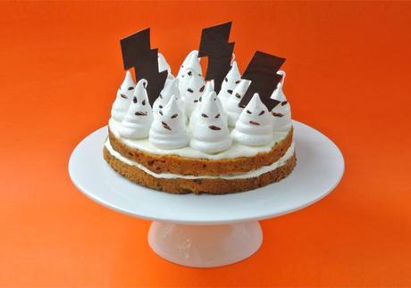 carrot cake halloween