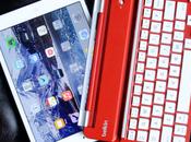 Belkin Qode FastFit Keyboard: l'étui-clavier Bluetooth original