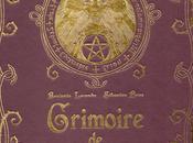 Grimoire sorcières Benjamin LACOMBE Sébastien PEREZ