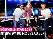 Nouvelle Star 2015 Interview nouveau jury (VIDÉO)