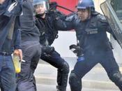 VIOLENCES POLICIÈRES POLITIQUES Violentes manifs suite mort Rémi Fraisse