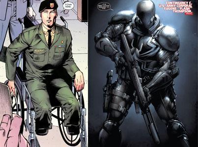 super héros et handicap