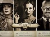 meurtre, suspects pour résoudre l'énigme d'Adobe