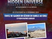 Ciné Percer mystères l'univers Hidden Universe places gagner #LaGeode