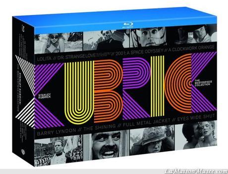 Blu Ray Stanley Kubrick Test