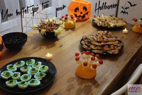buffet halloween