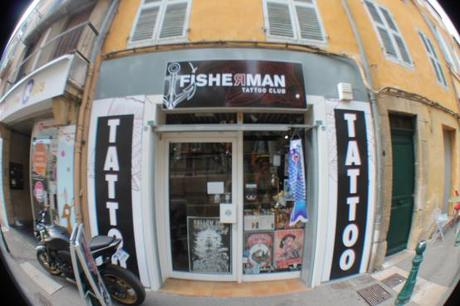 Fisherman Tattoo Club Aix en Provence